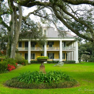 Louisianna Plantation Home