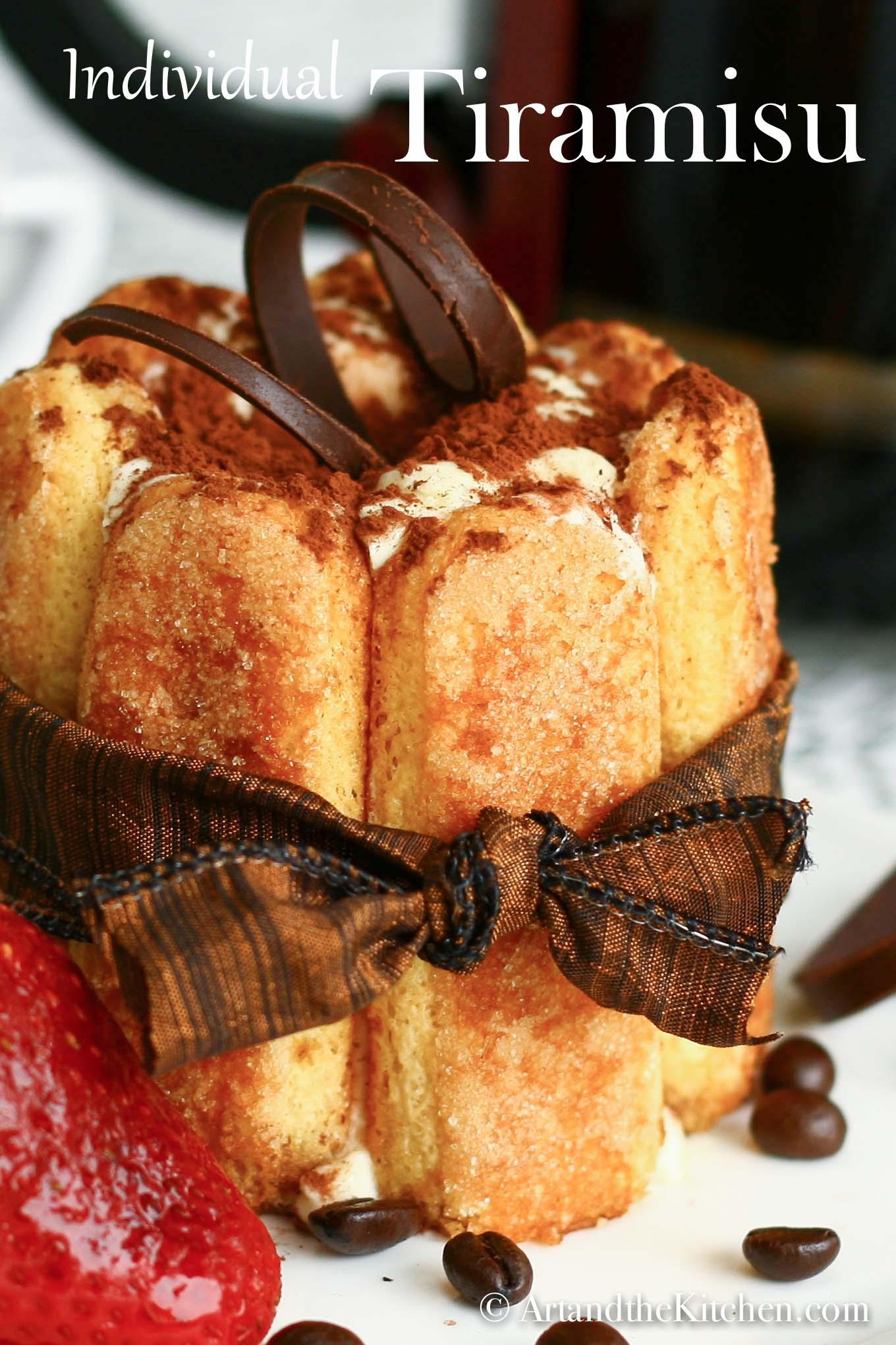 tiramisu no bake Italian dessert