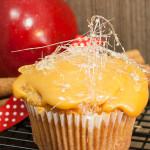 Caramel Apple cupcakes 1