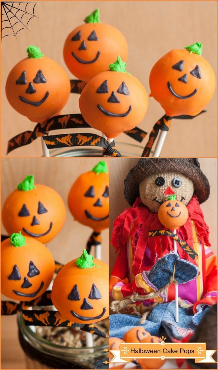 Halloween Treats On A Stick