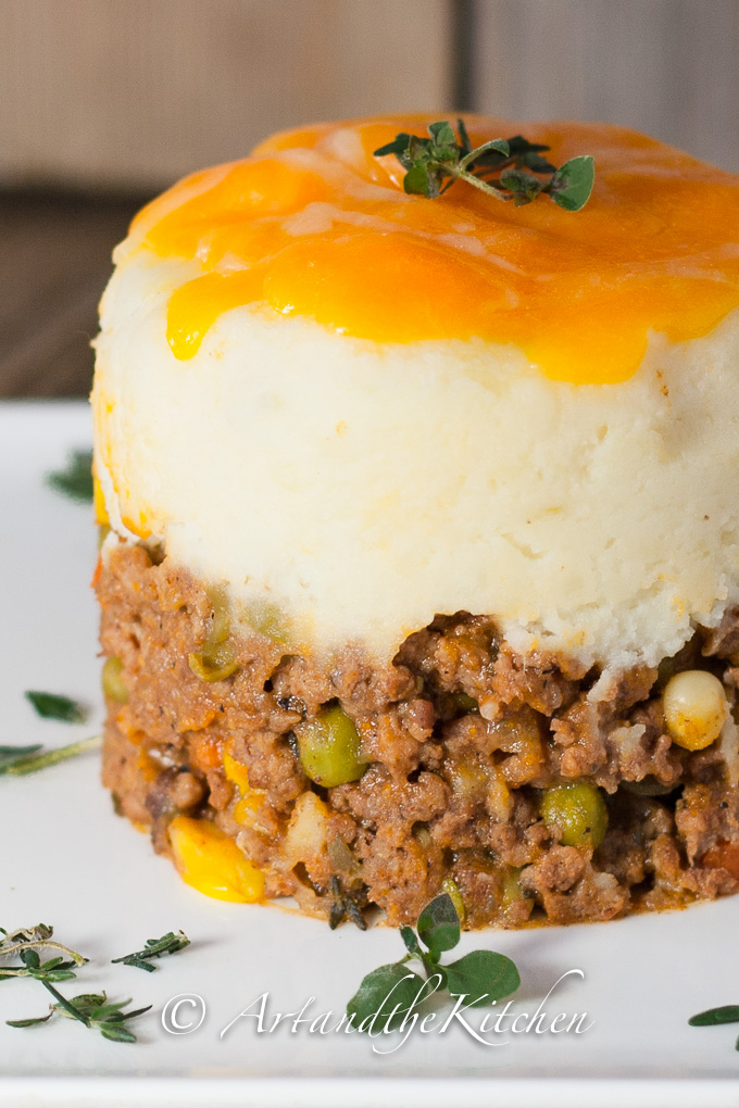 Super Shepherd's Pie | Easy Ground Beef Recipes You'll Crave | 5 star ground beef recipes