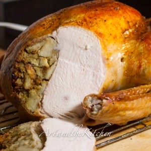 Roast Turkey and Stuffing