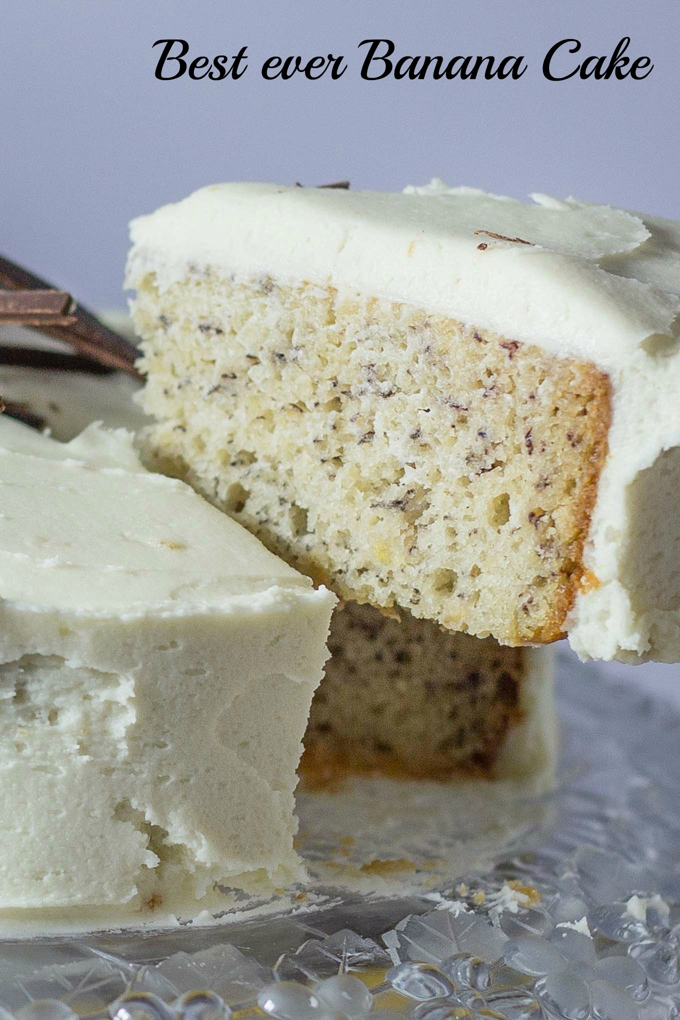 best banana cake moist banana cake with cheese frosting and the 1648