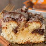 Cinnamon Roll Swirl Cake
