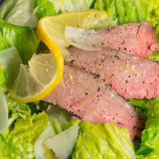 Caesar Steak Salad