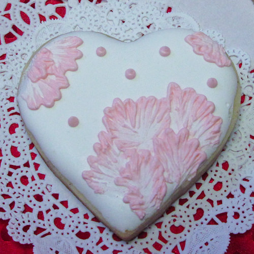 Valentine Day cookies