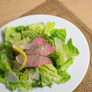 Caesar Steak Salad