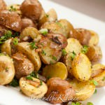parmesan roast potatoes