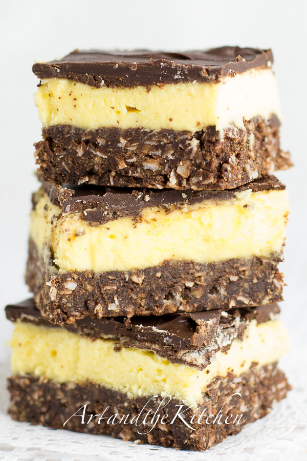 Nanaimo Bars are a true Canadian classic. Delicious layers of ...