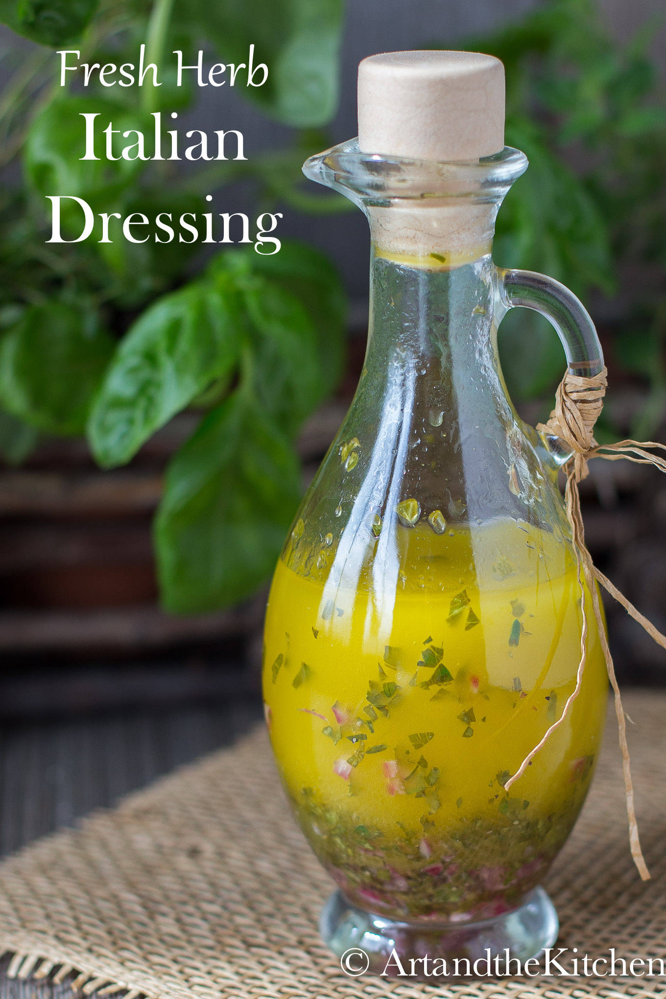 Fresh Herb Italian Dressing