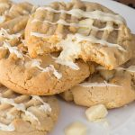 White Chocolate Pudding Cookies