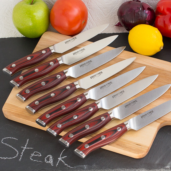 Ergo Chef - What Each Knife in Your Knife Set Is Made For