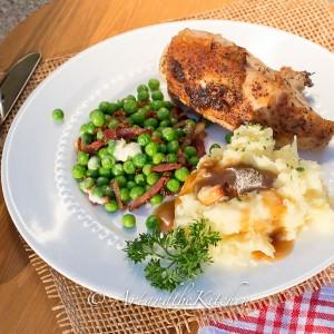 Sunday Chicken Dinner