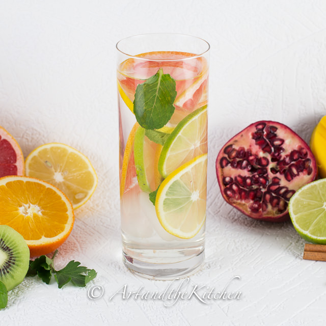 Citrus Twist Water