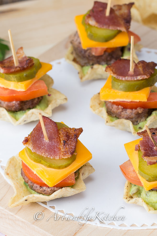 Tostitos Sliders