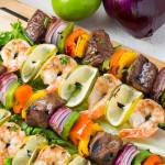 Grace Foods Jerk Kebabs