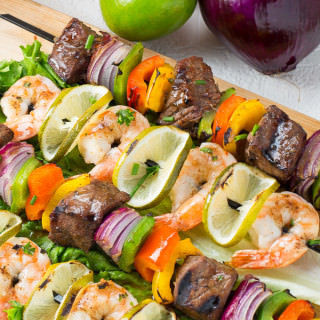 Grace Foods Jerk Kebabs