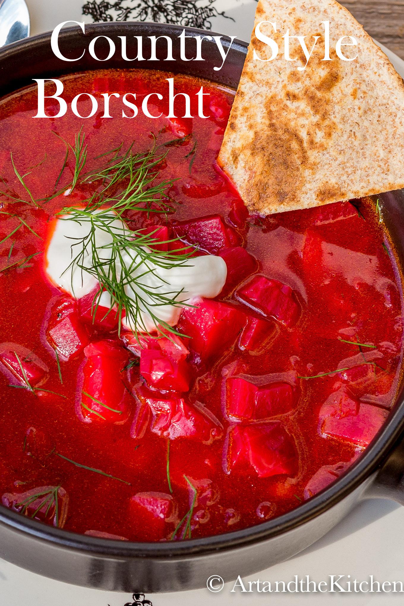 Country Style Borscht