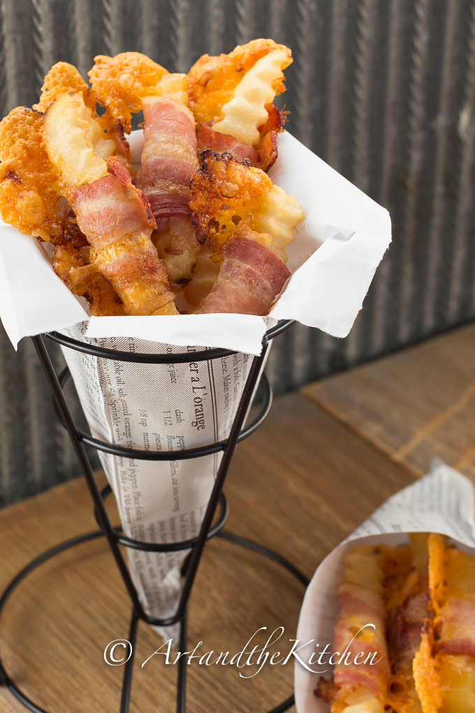 Bacon Cheese Superfries Appetizers