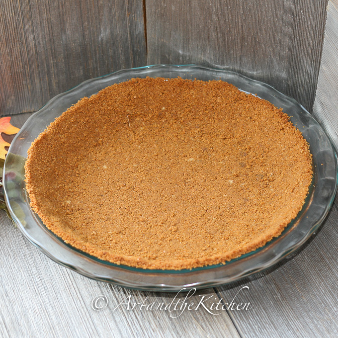 gingersnap pie crust