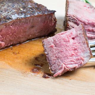 simple pan fried steak