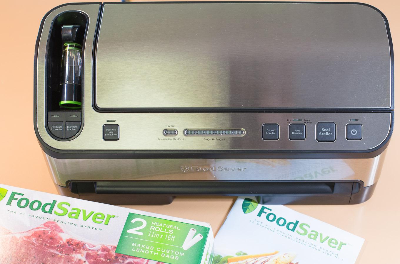 FoodSaver 2-in-1 review