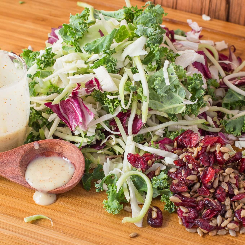 Eat Smart Vegetable Salad Kit