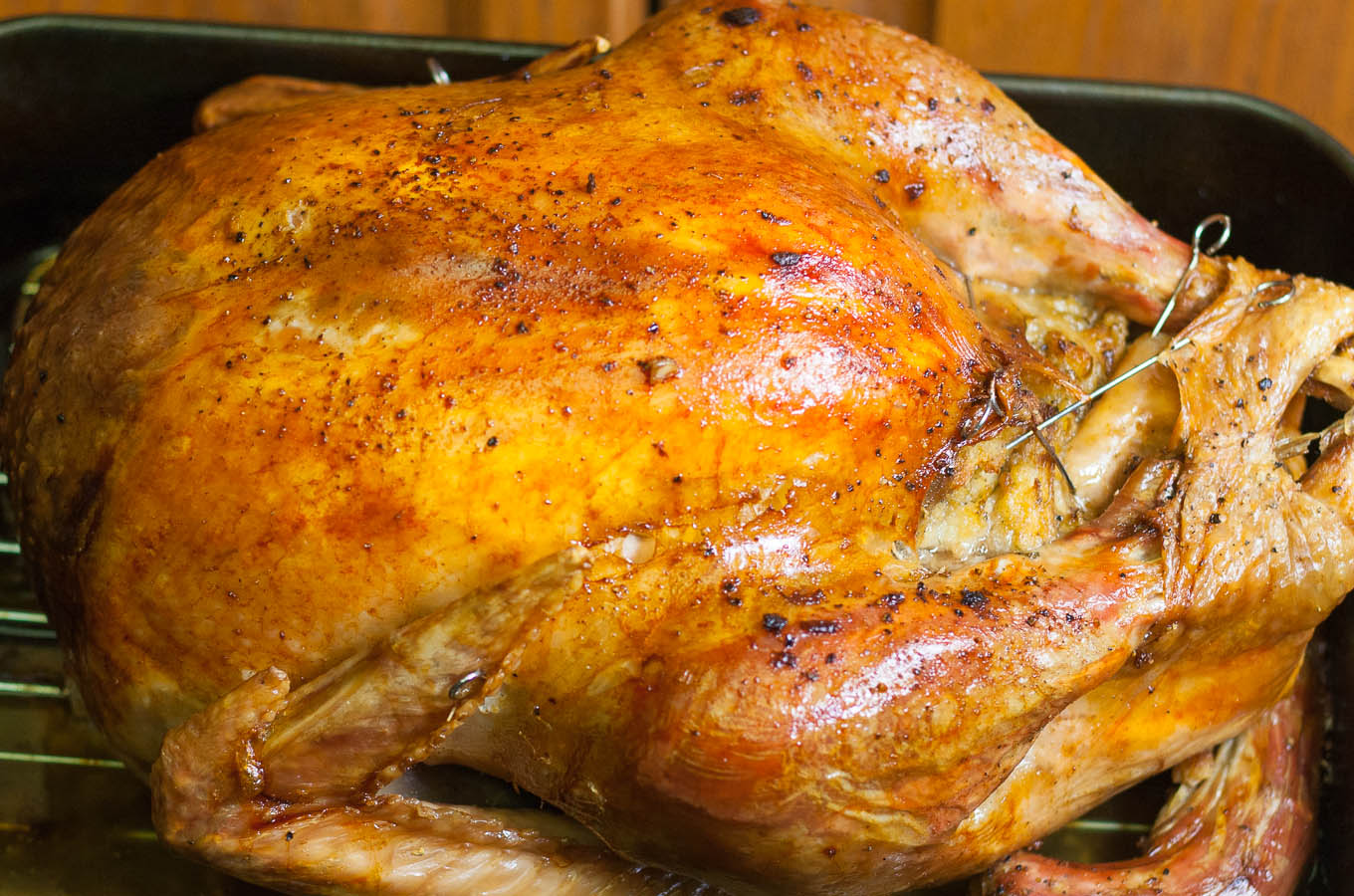 ... instructions to make the perfect Roast Turkey, Stuffing and Gravy