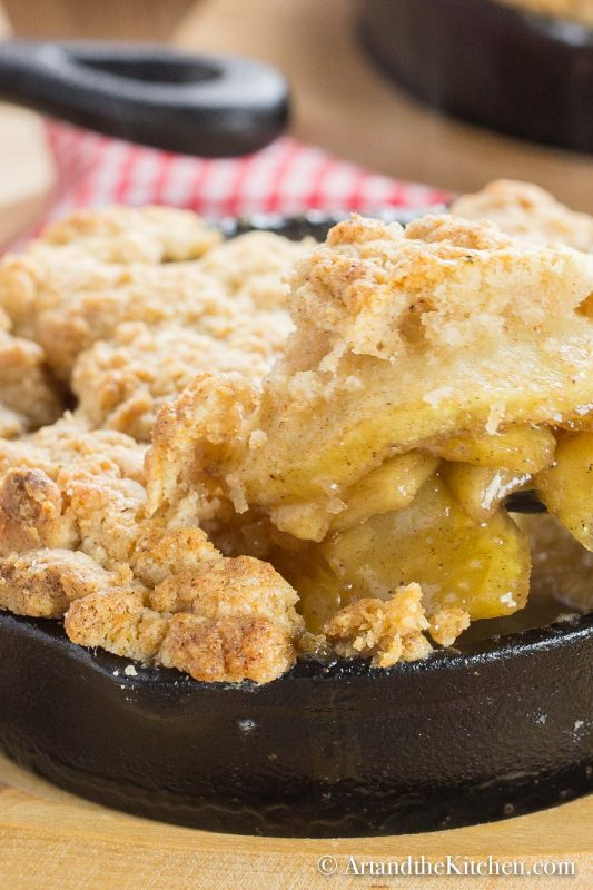 Apple Cobbler Art And The Kitchen