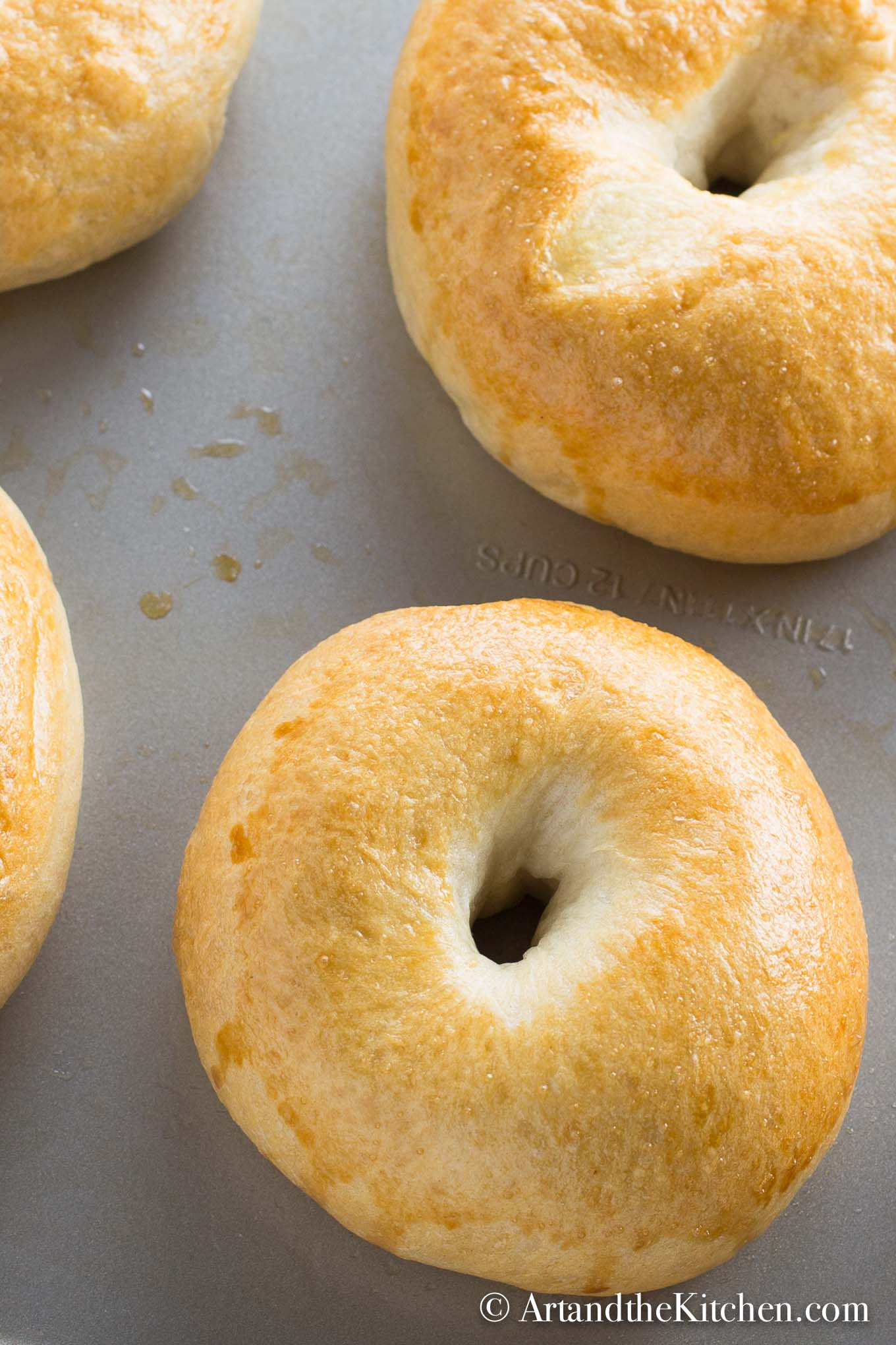 bread machine bagel