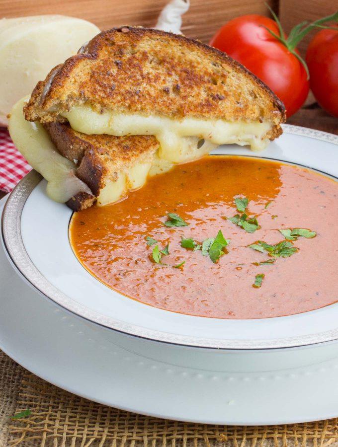 Tomato Mascarpone Soup