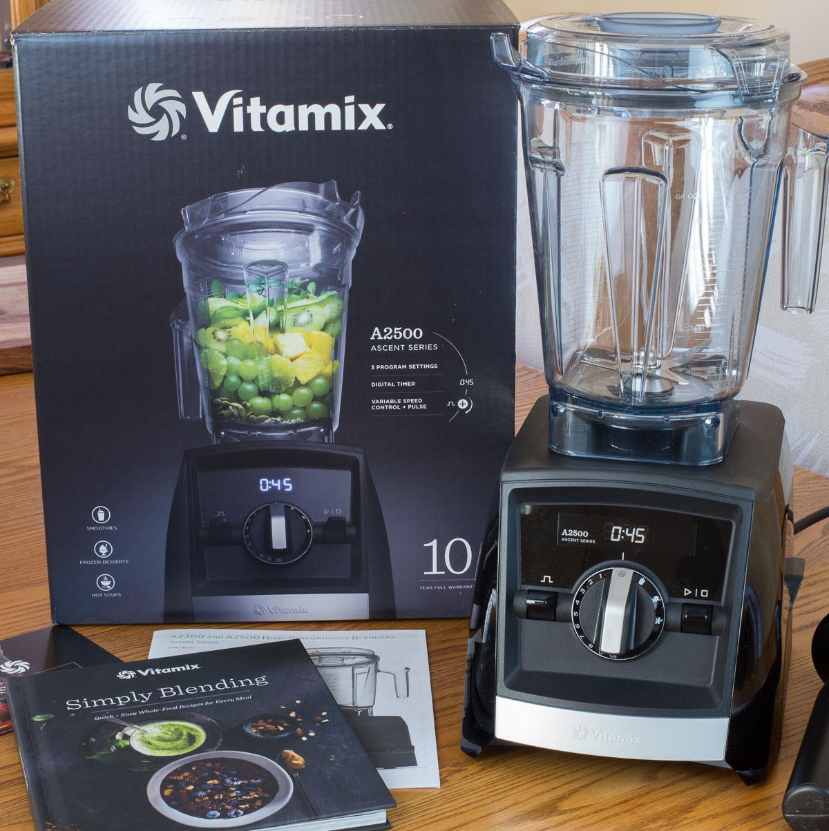 Vitamix Ascent Series 2500