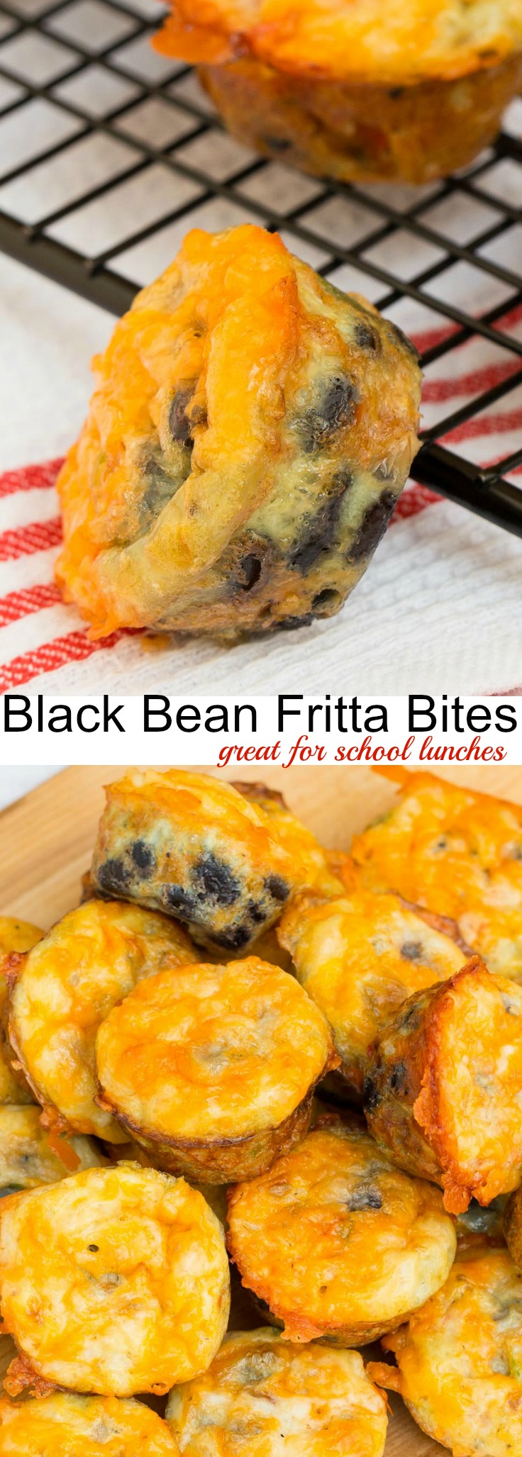 Black Bean Fritta Bites