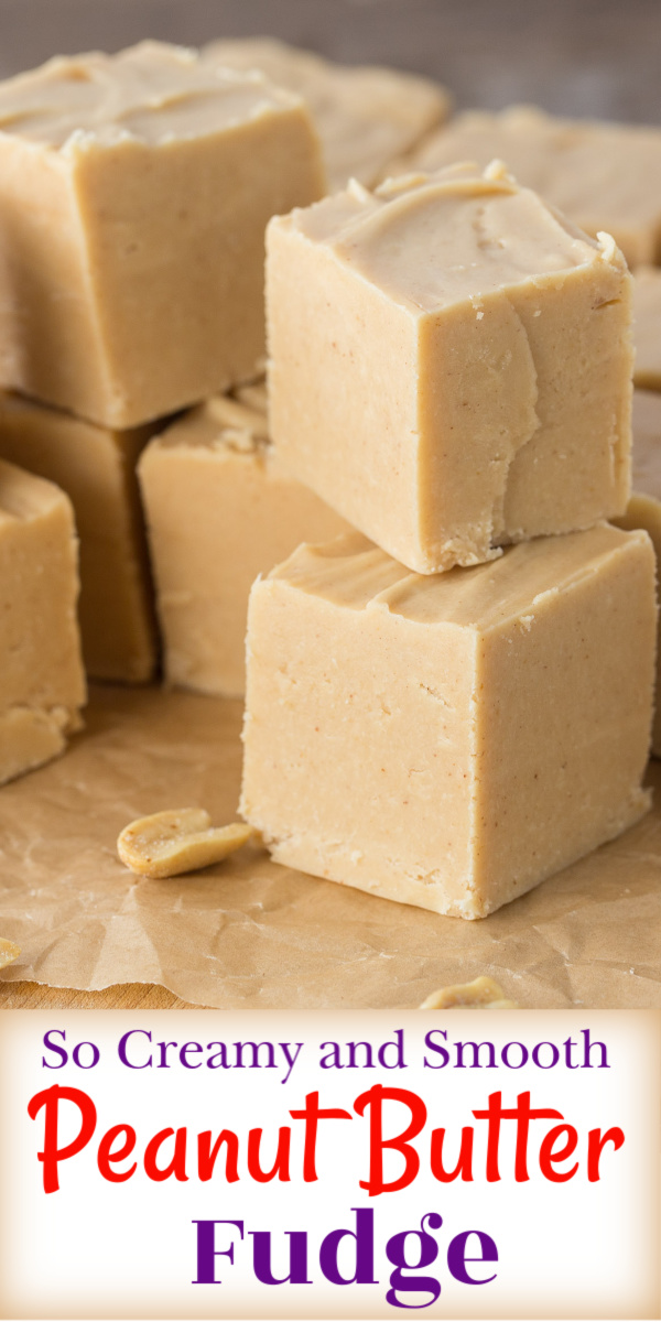 Amazing recipe for creamy, smooth peanut butter fudge. After many batches of trial and error this is a best ever recipe for Creamy Peanut Butter Fudge. via @artandthekitch